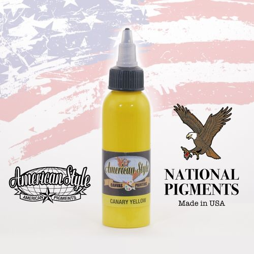 American Style Canary Yellow