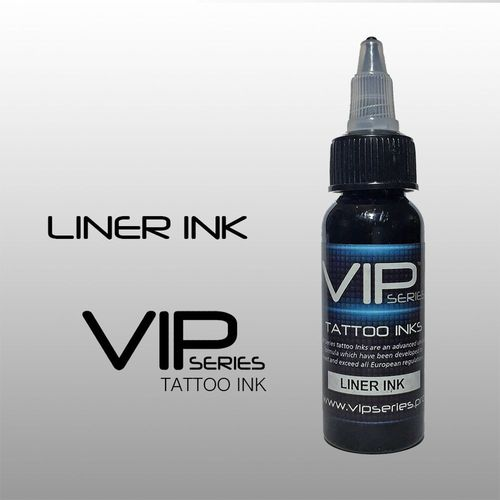 Vip Series Tattoo Ink Liner Ink 30 ml