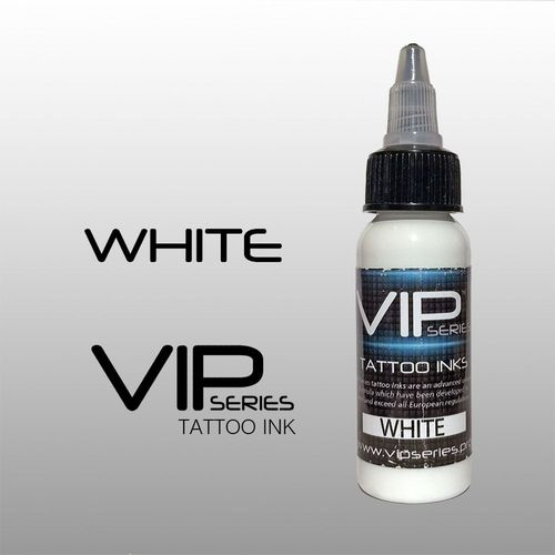 Vip Series Tattoo Ink White 30 ml