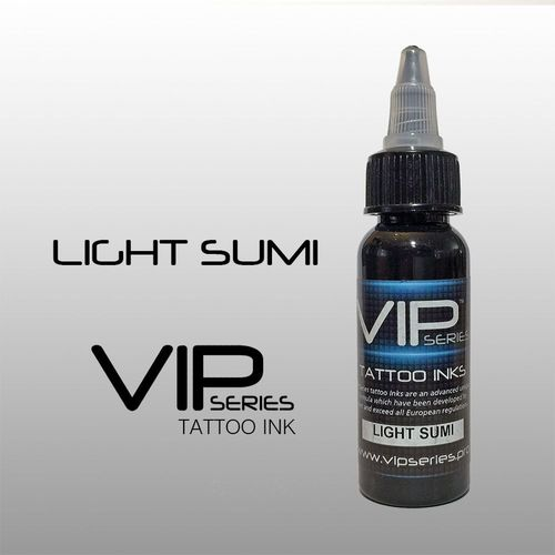 Vip Series Tattoo Ink Light Sumi 30 ml