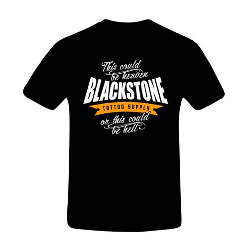 Camiseta oficial Blackstone Tattoo Supply