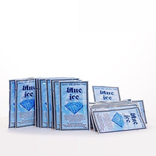 Blue Ice Pack de 20 sobres de 8 gramos