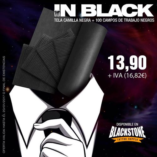 IN BLACK PACK