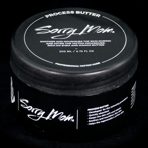 Sorry Mom Process Butter 200 ml