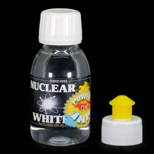 Nuclear White Power Ink 100 ml